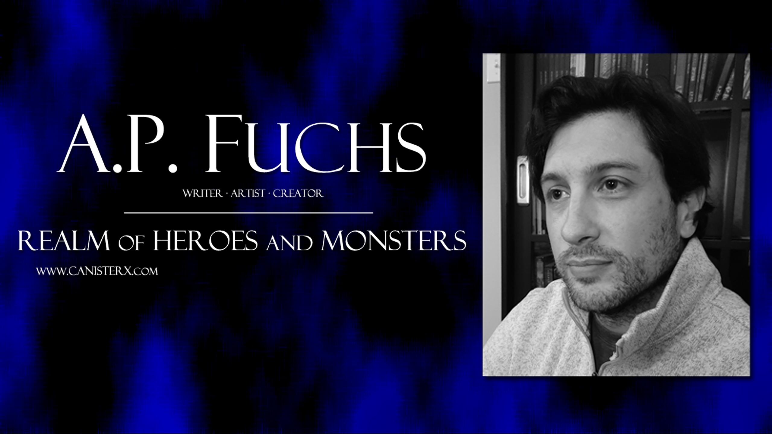 A.P. Fuchs (@apfuchs) Cover Image