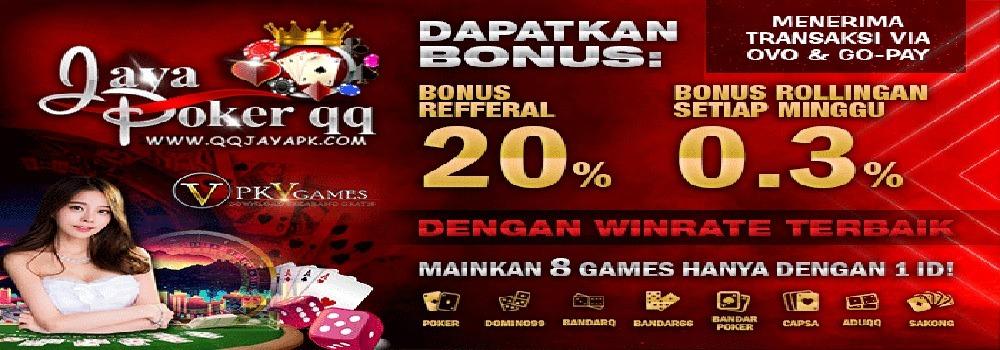 Agen Poker Online Terpercaya (@jayapokerqq789) Cover Image