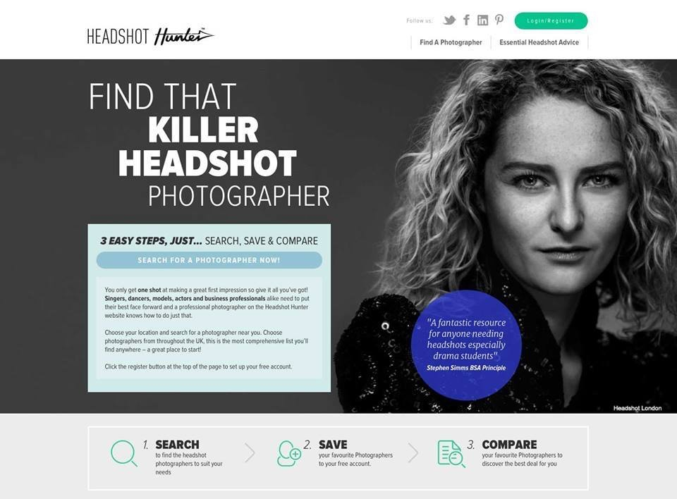 Headshot Hunter  (@headshothunter) Cover Image