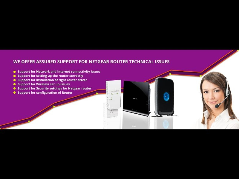 Netgear Support (@netgearsuport) Cover Image