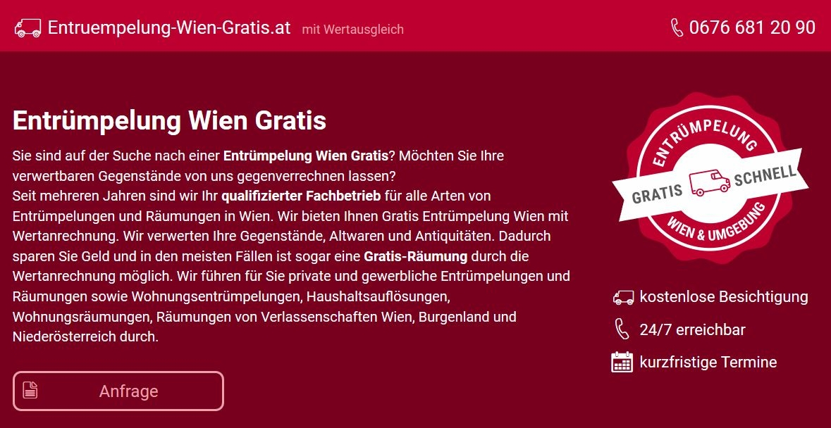 entruempelung wien gratis (@entruempelung-wien-gratis) Cover Image