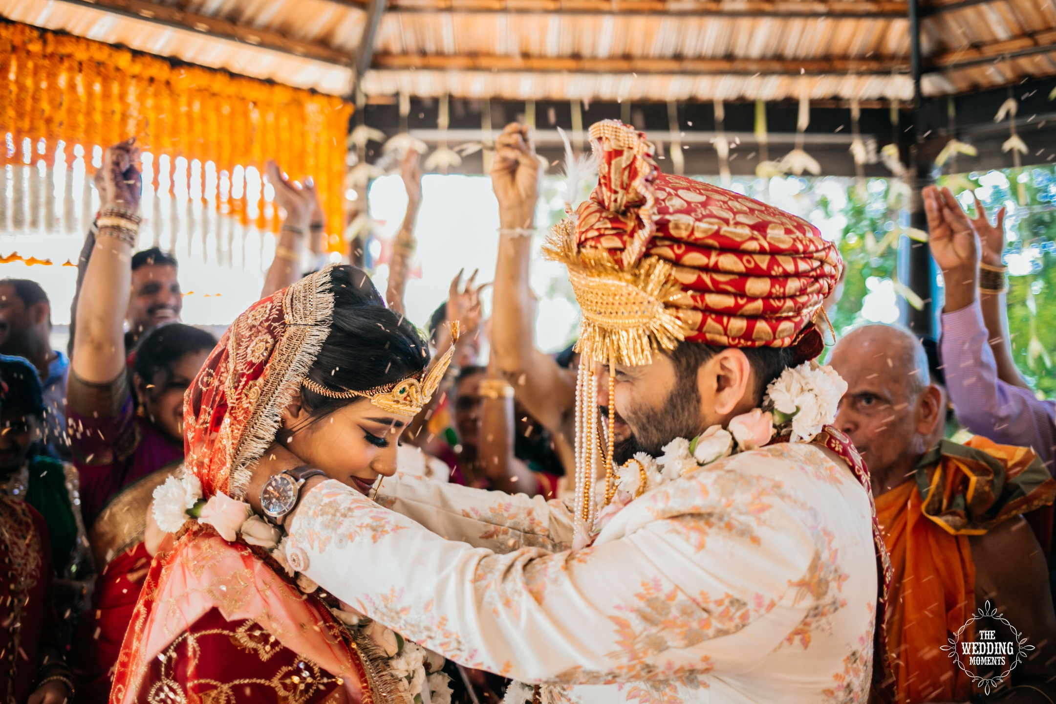 The Wedding (@thweddingmoments) Cover Image
