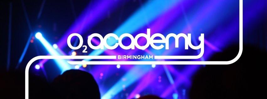 O2 Academy Birmingham  (@o2academybirmingham) Cover Image