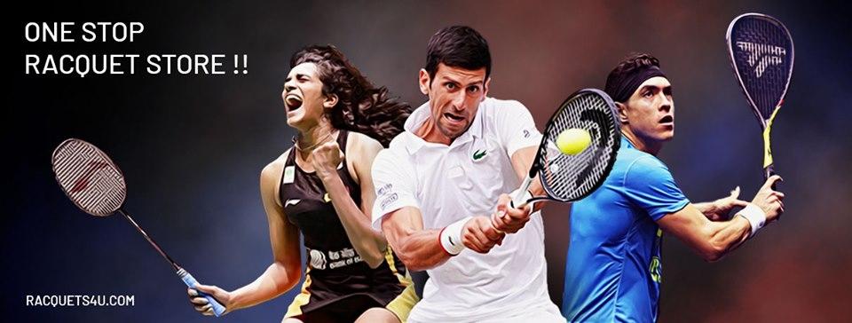 racquetsforyou (@racquetsforyou) Cover Image