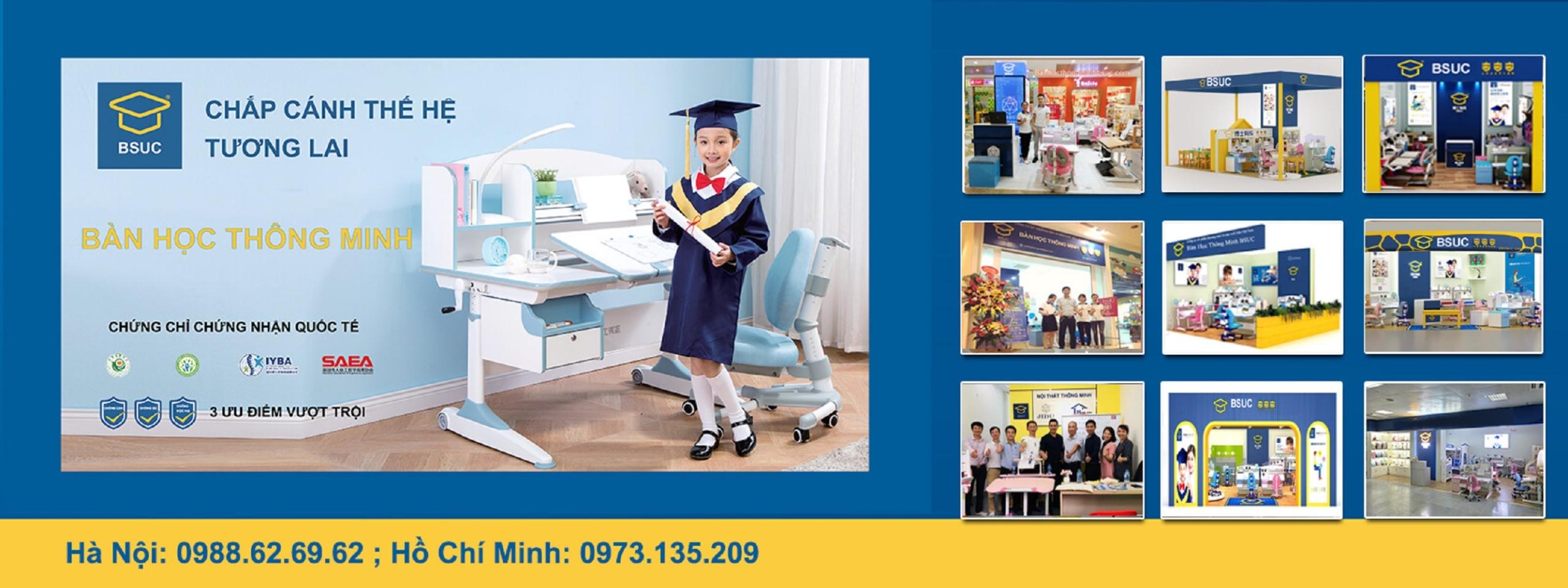 Bàn Học Thông Minh Bsuc (@banhocthongminhbsuc) Cover Image
