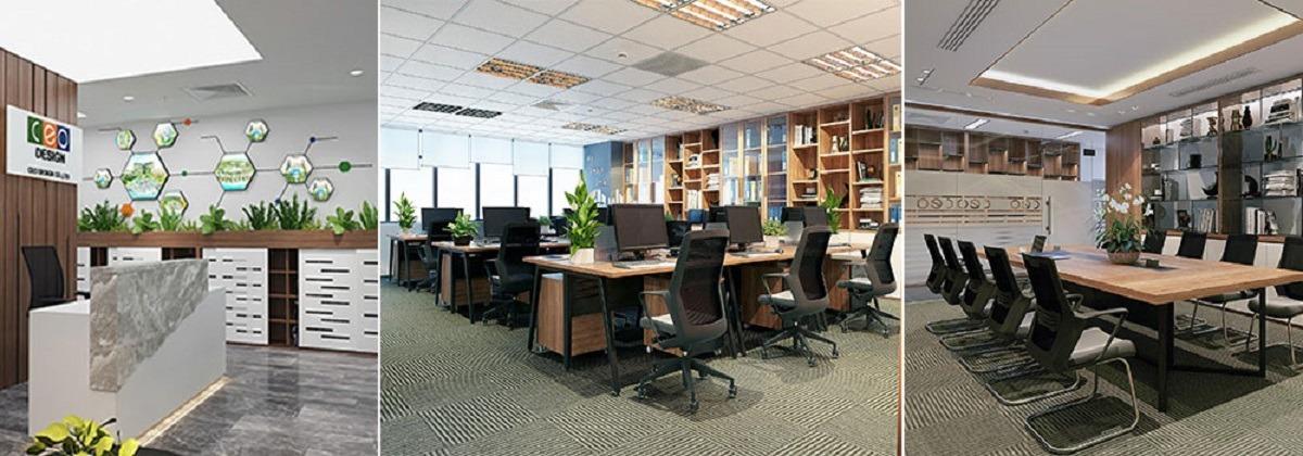 Tư vấn thiết kế nội thất văn phòng đẹp cao cấp hiệ (@vanphongmienbac) Cover Image