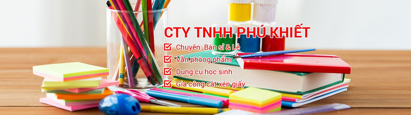 CÔNG TY TNHH PHÚ KHIẾT (@vanphongphamphukhiet) Cover Image