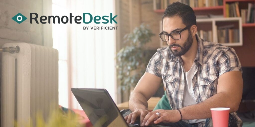 remote workforce management solution (@remotedesk) Cover Image