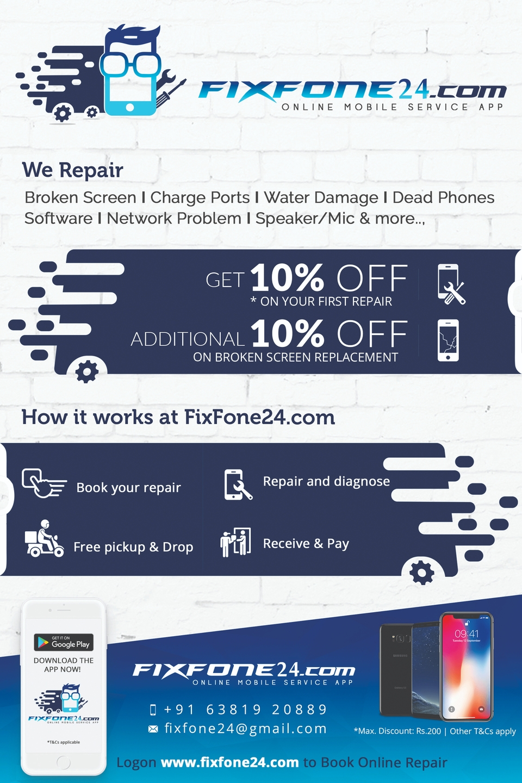 FIXFONE24 (@fixfone24) Cover Image