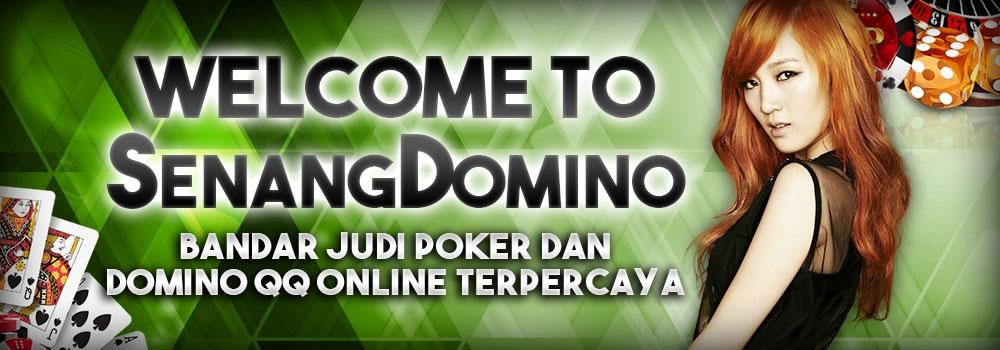situs judi qq online senangdomino (@senangdomino) Cover Image