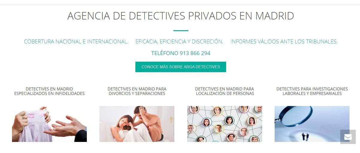 Grupo Arga Detectives (@argadetective) Cover Image