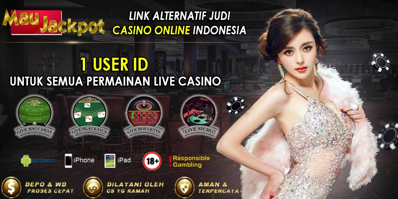 Maujackpot Judi Online Terbaik (@maujackpotcom) Cover Image