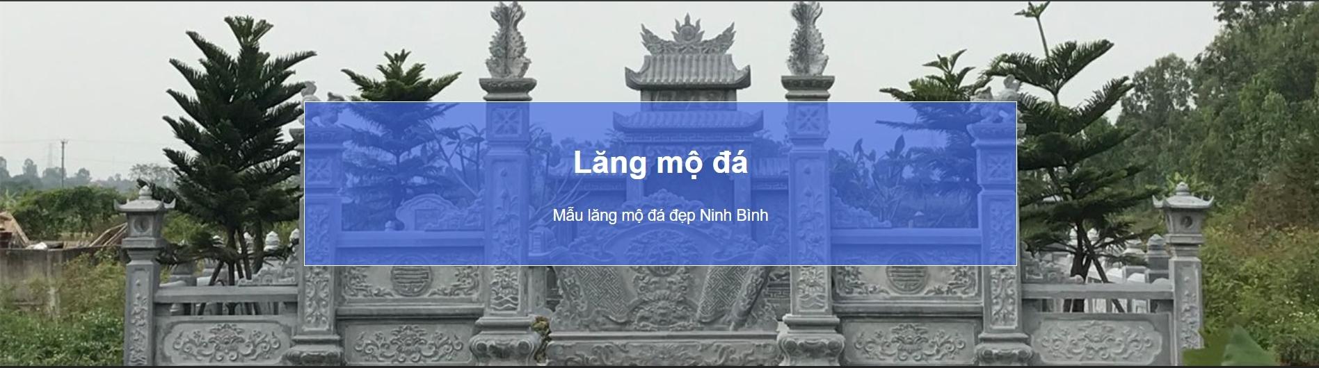 Lăng Mộ Đá Mỹ Nghệ NB (@langmodacom) Cover Image