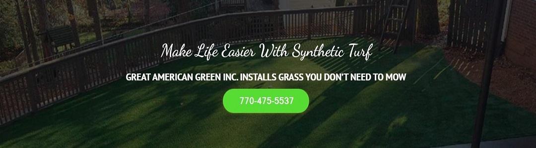 Great American Green (@grassatlanta) Cover Image