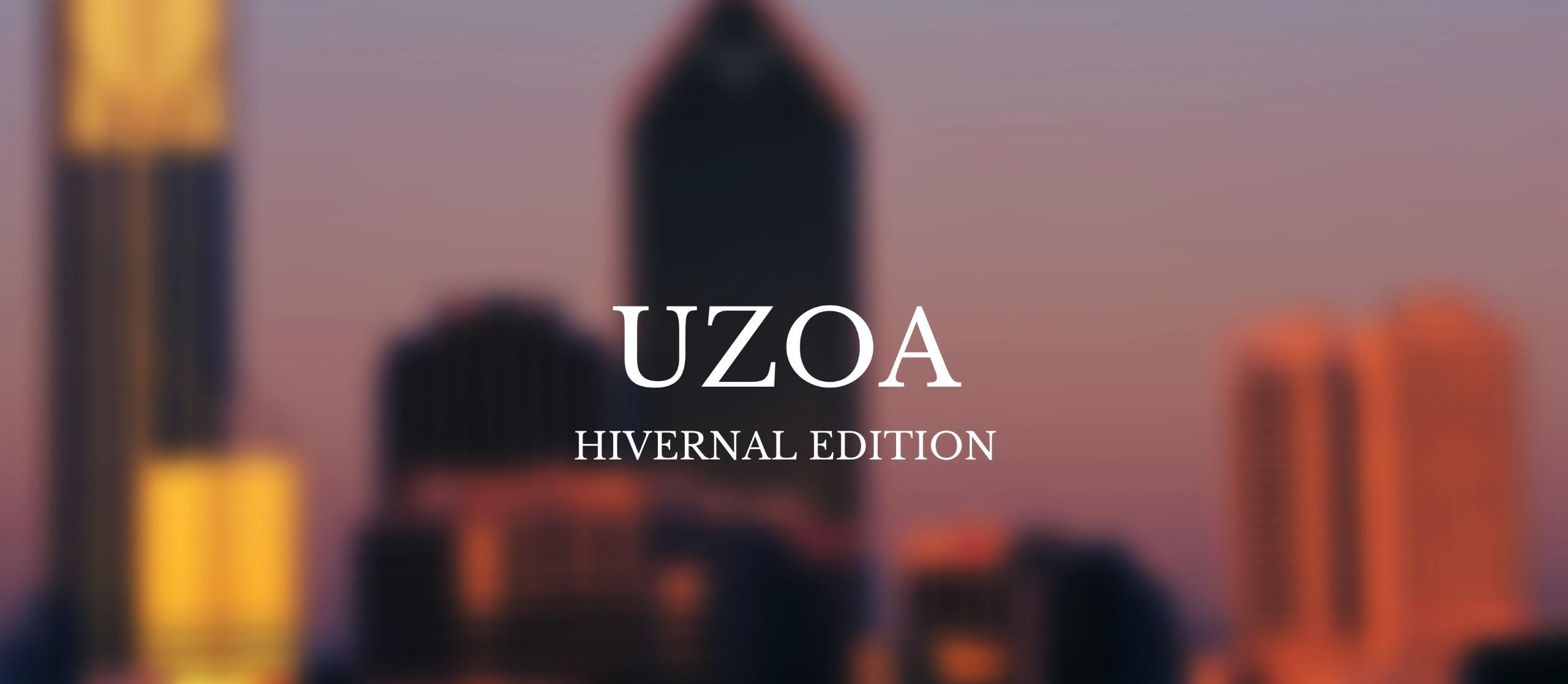 U (@uzoa) Cover Image
