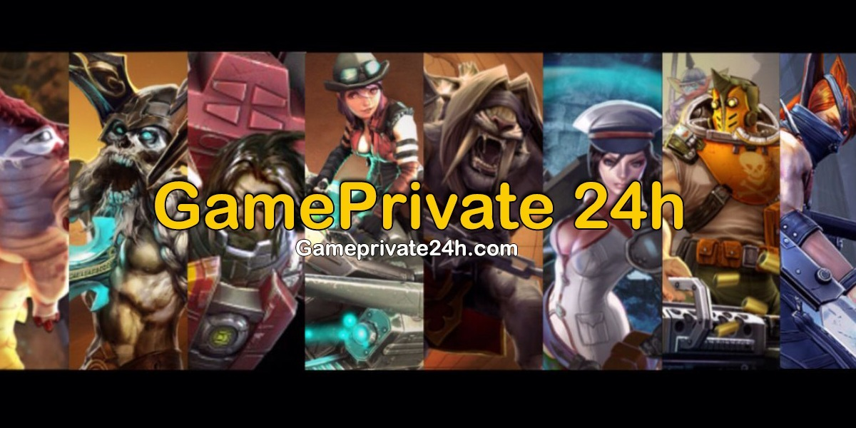 GamePrivate 24h (@gameprivate24h) Cover Image