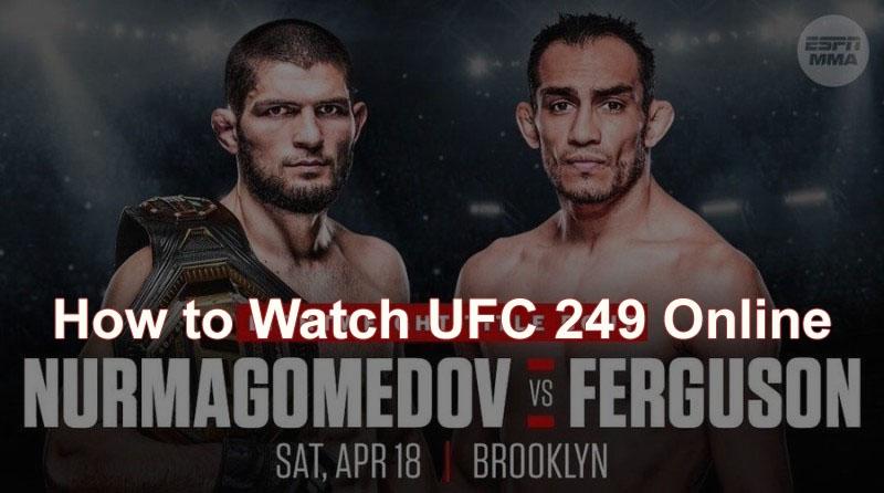 UFC 249 LIve Stream (@ufc249livestream) Cover Image