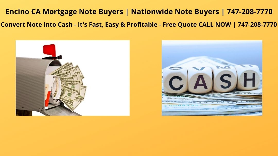 Encino CA Mortgage Note Buyers (@encinocnu) Cover Image