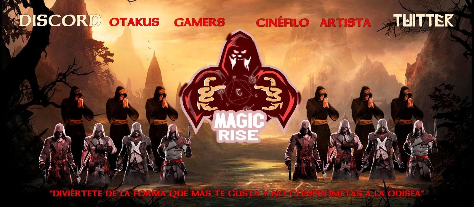 MagicRiseO (@magicriseodyssey) Cover Image