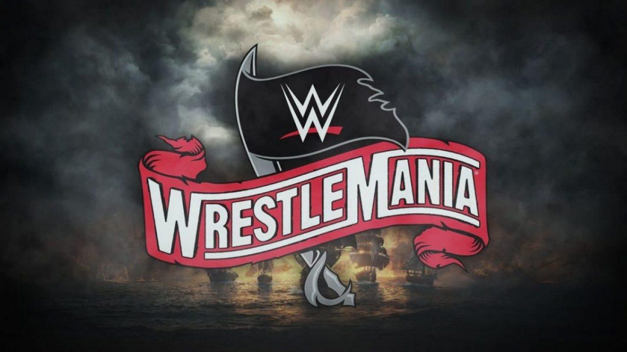 WWE Wrestlemania 36 (@georgeharry535) Cover Image