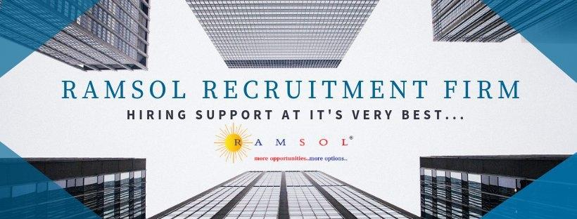 Recruitment Consultants  (@ramsol) Cover Image