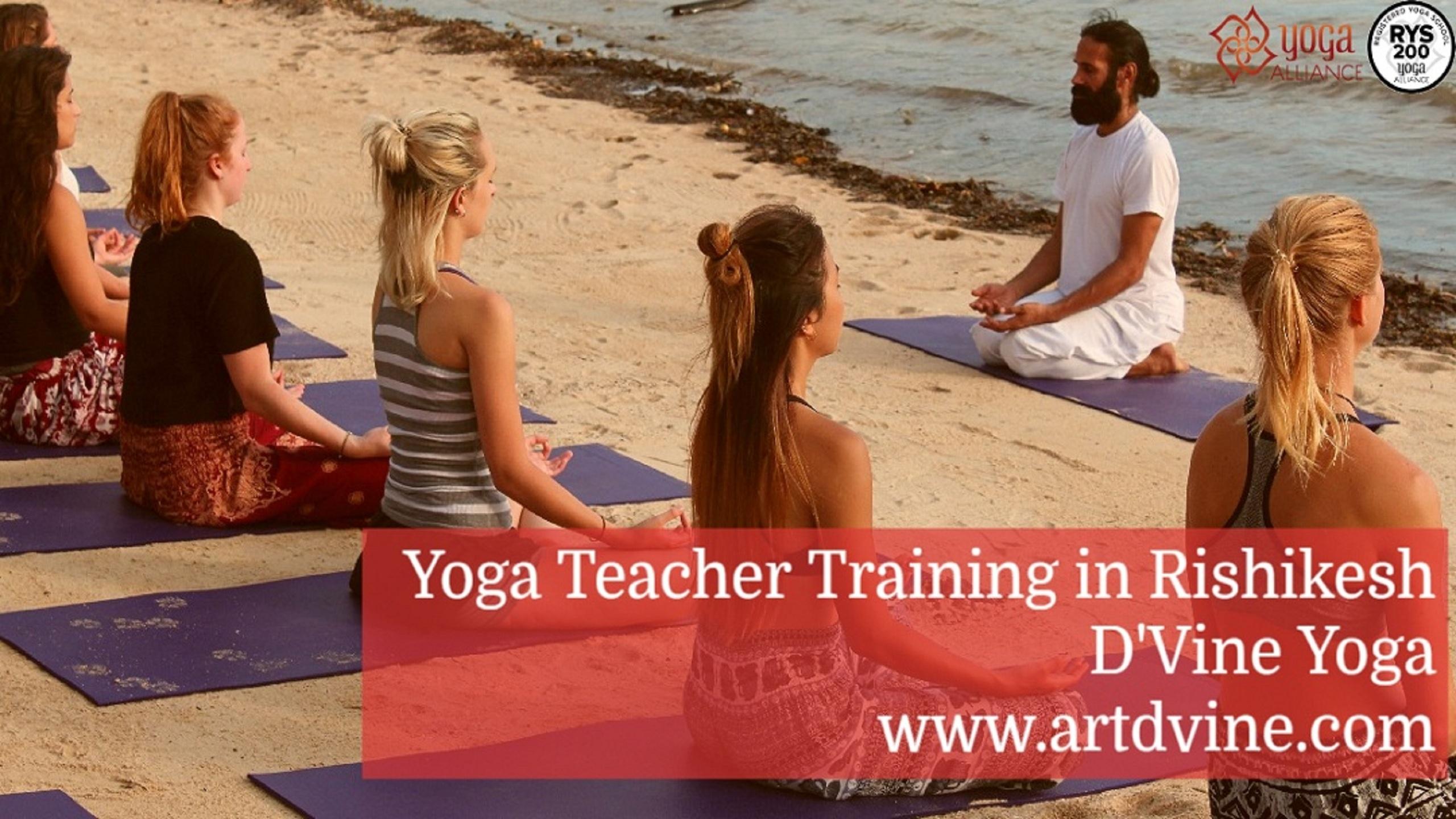 Rishikesh Yoga (@dvineyoga2020) Cover Image