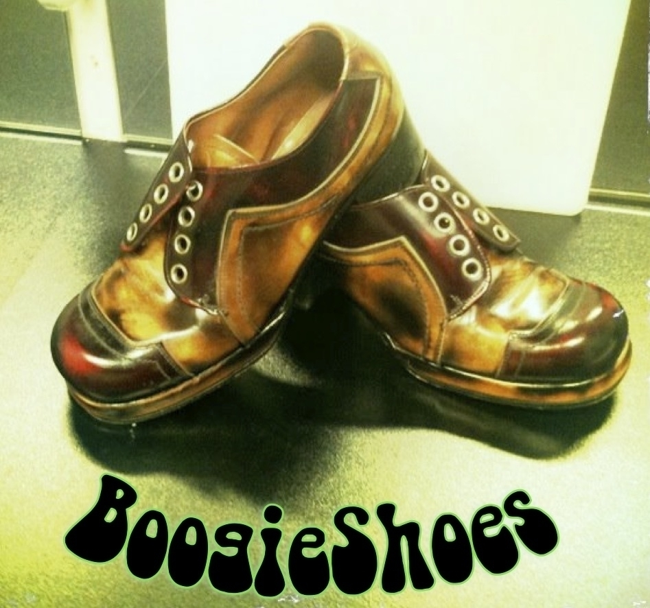 Anthonne Boogie Shepherd (@boogieshoes) Cover Image