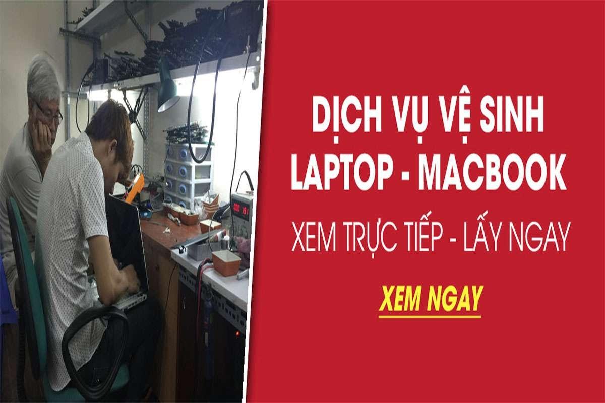 Vệ sinh Laptop Hà Nội (@vesinhlaptophanoi) Cover Image