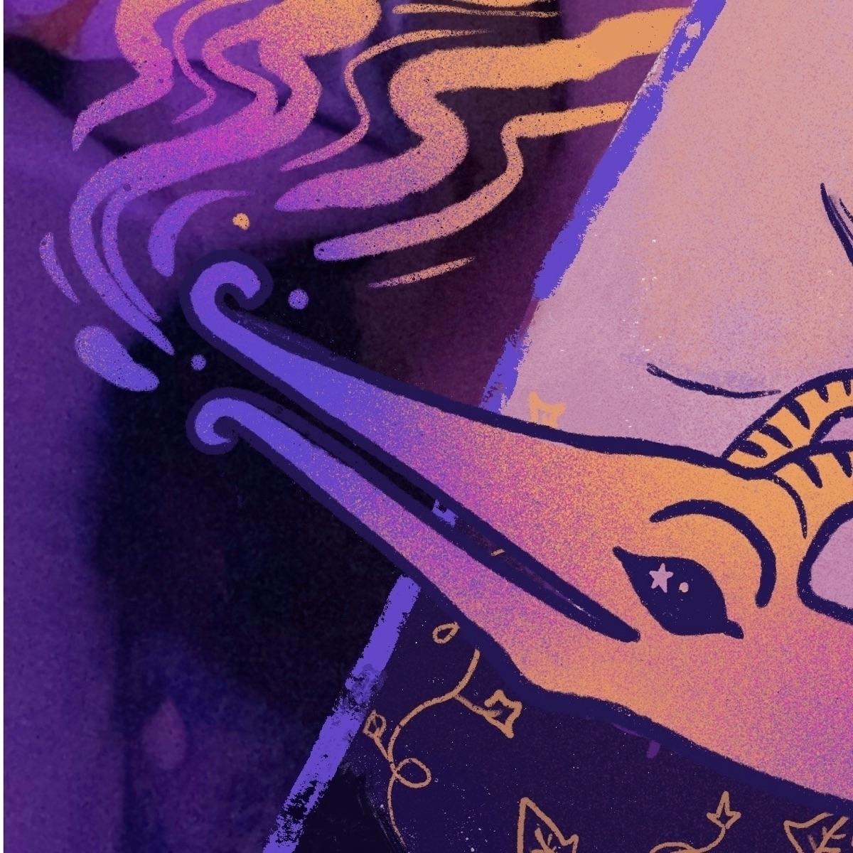 Chantel Camille (@stillwaterteacupillustration) Cover Image