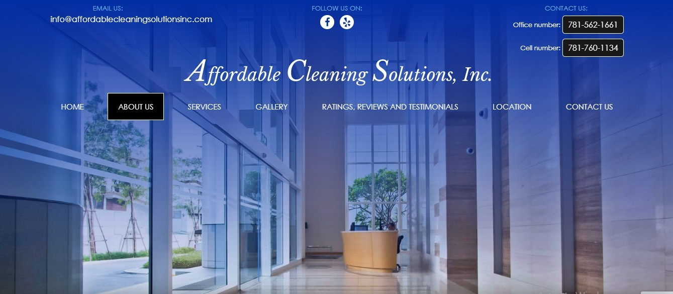 The Staff of Affordable Cleaning (@affordablecleaningsolutionsjs) Cover Image
