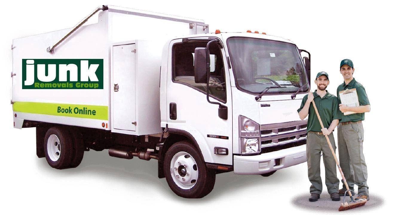 Junk Removals Group (@junkremovalsgroup) Cover Image