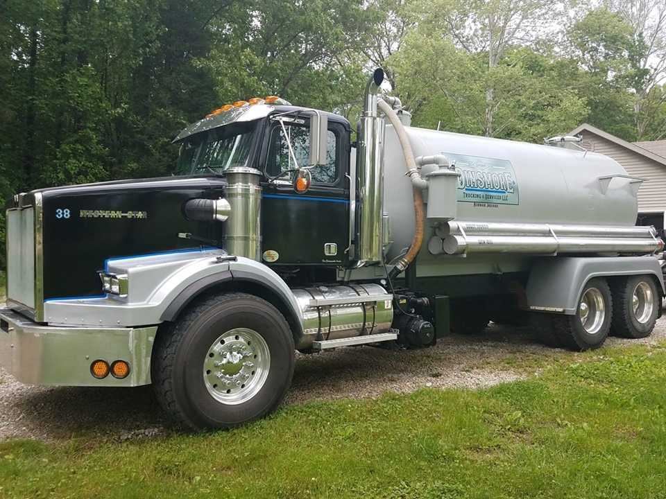 Dinsmore Trucking & Septic Services (@dinsmoreseptic) Cover Image