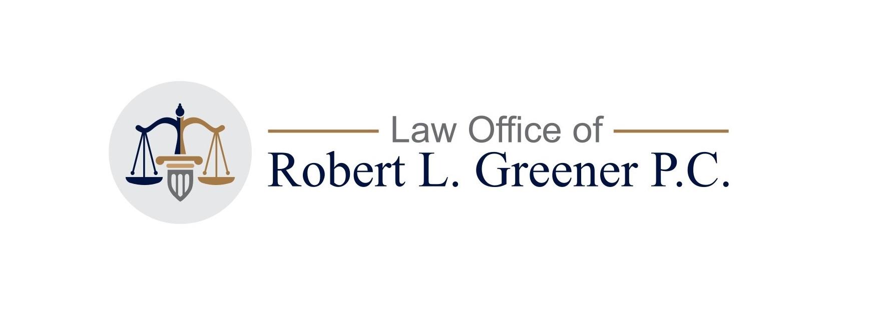 Law Office of Robert L. Greener PC (@greenerlegal) Cover Image