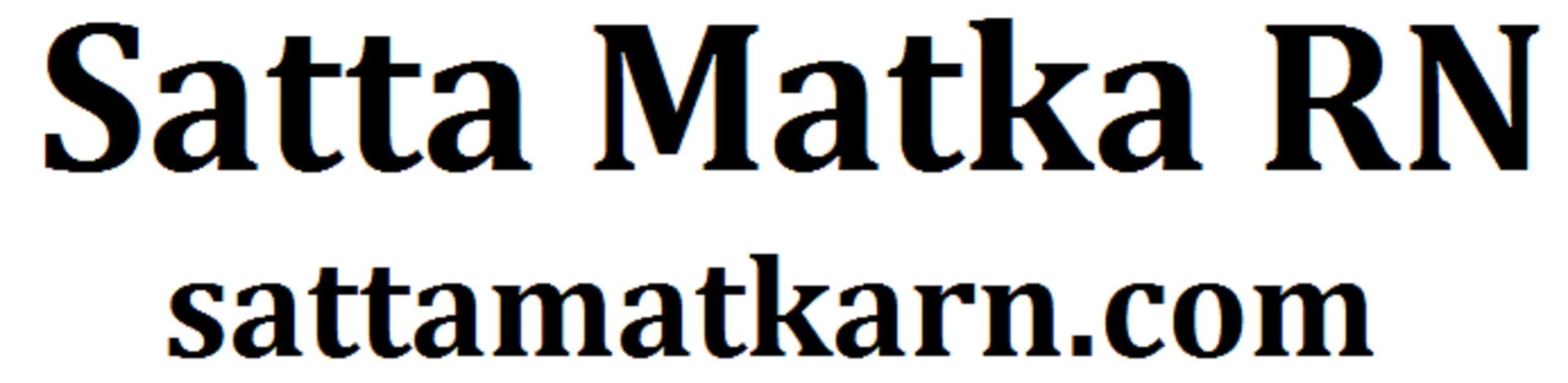 Satta Matka (@sattamatkarn) Cover Image