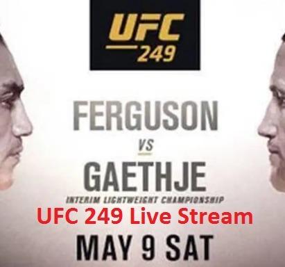 UFC Fight (@249ufc) Cover Image