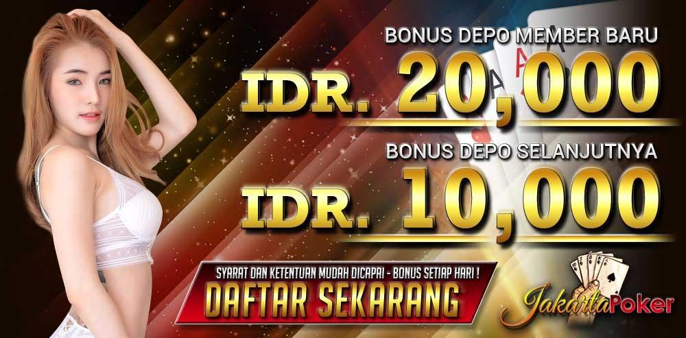 Poker (@jakartapoker88) Cover Image