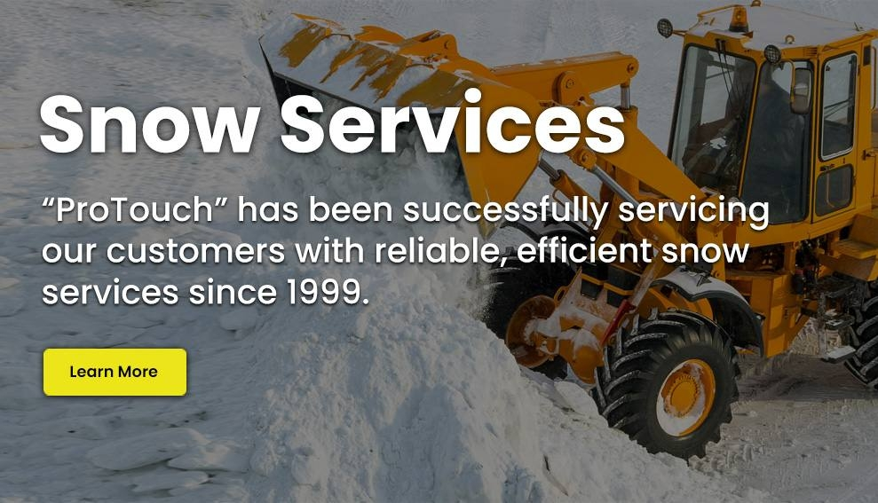ProTouch Landscape Inc. (@snowremoval) Cover Image