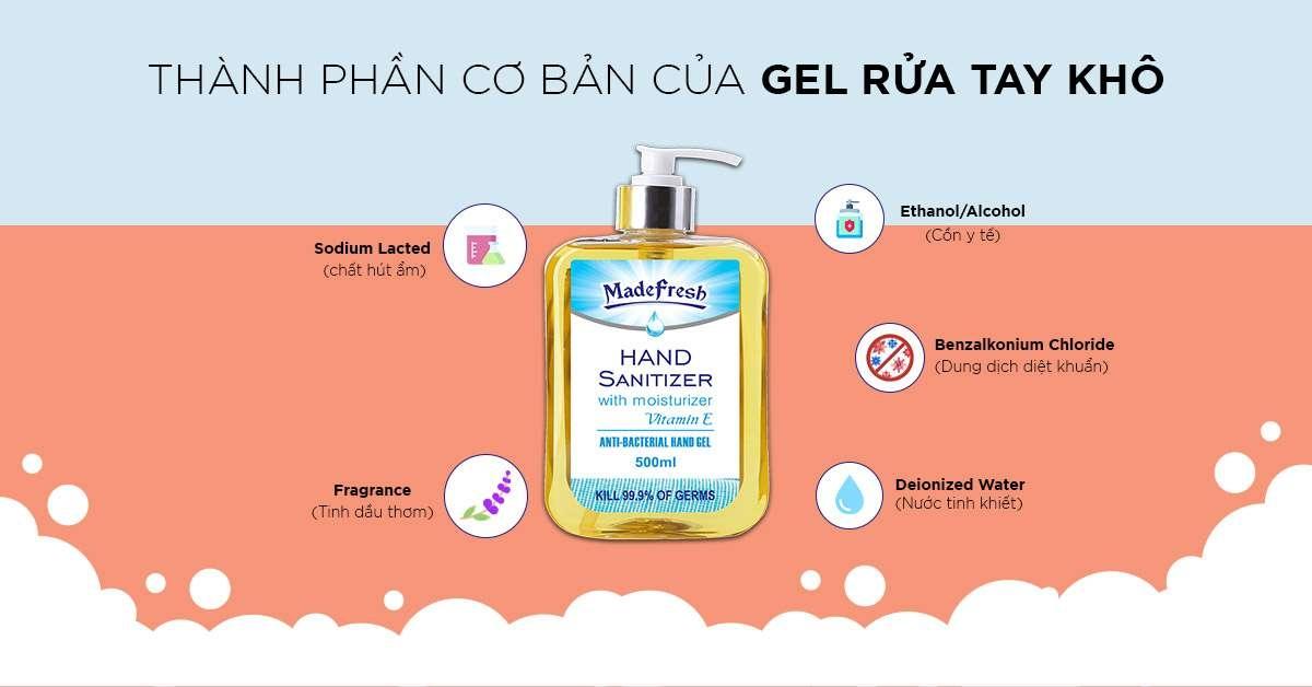 Gel rửa tay khô Madeef (@gelruataykhomadefresh) Cover Image