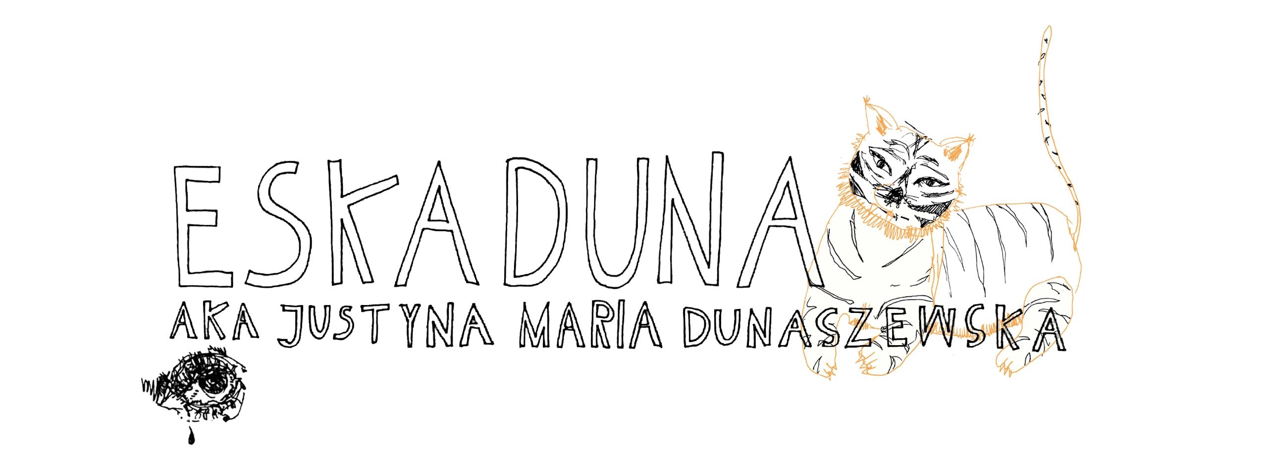 Justyna M (@eskaduna) Cover Image