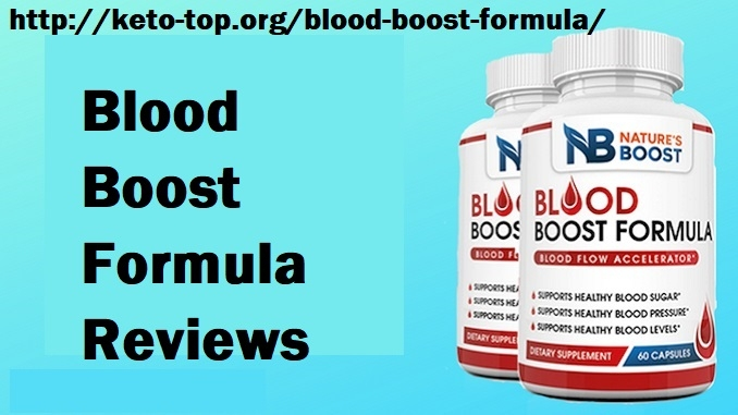 Blood Boost Formula Reviews (@vernonrobinson897) Cover Image