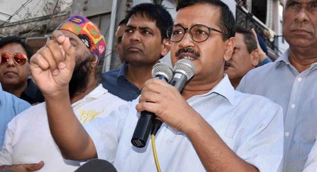 Aap Leader Kejriwal News (@cmarvindkejriwal) Cover Image