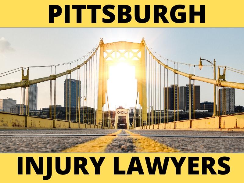 Pittsburgh Injury Lawyers P.C. (@pittinju21) Cover Image