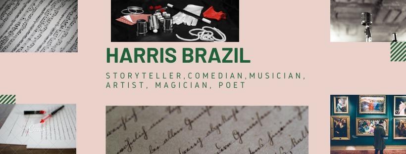 Harris Brazil  (@harrisbrazil) Cover Image