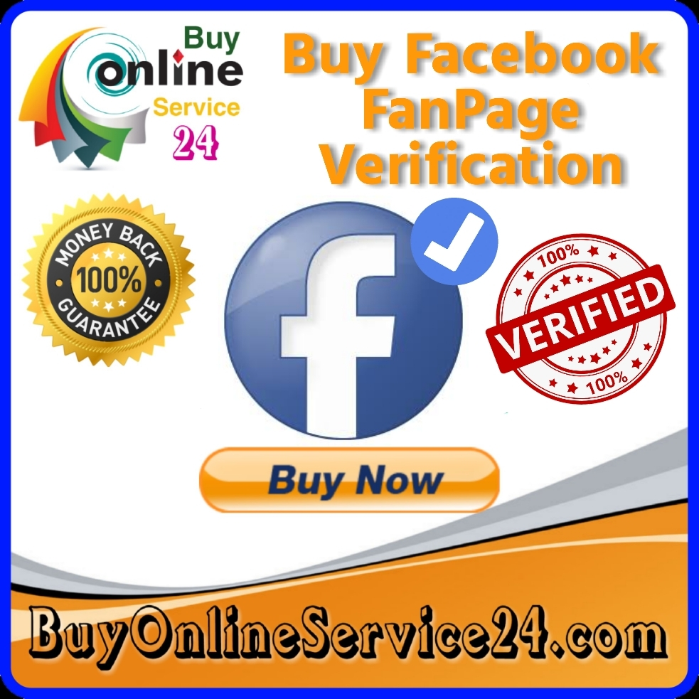 Buy Facebook FanPage Verification (@buyonlineservice2444) Cover Image