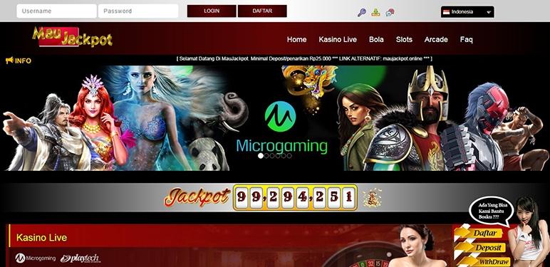 Maujackpot Game Casino (@maujackpotgamecasino) Cover Image