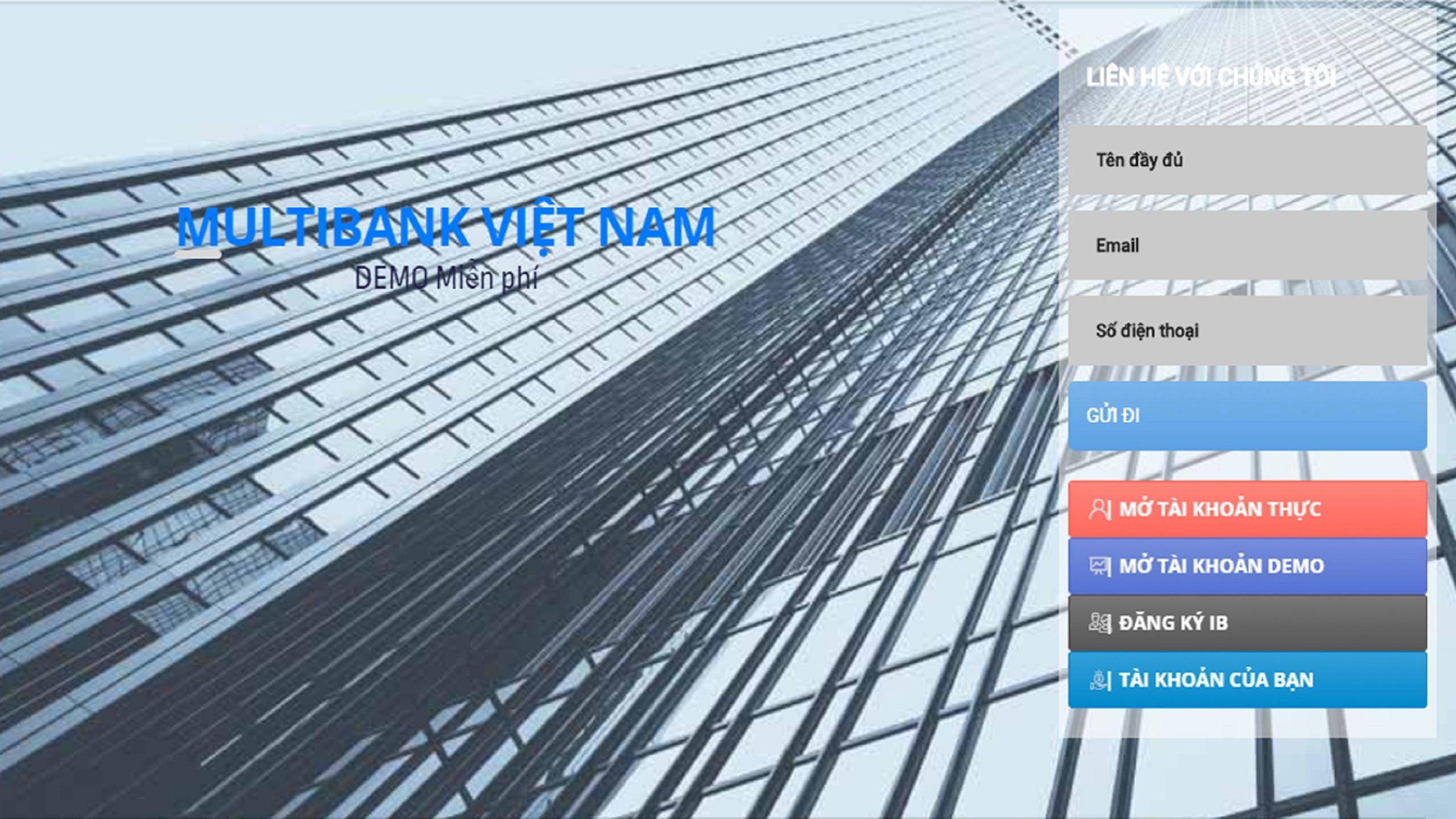 MultiBank Việt Nam (@multibankvietnam) Cover Image