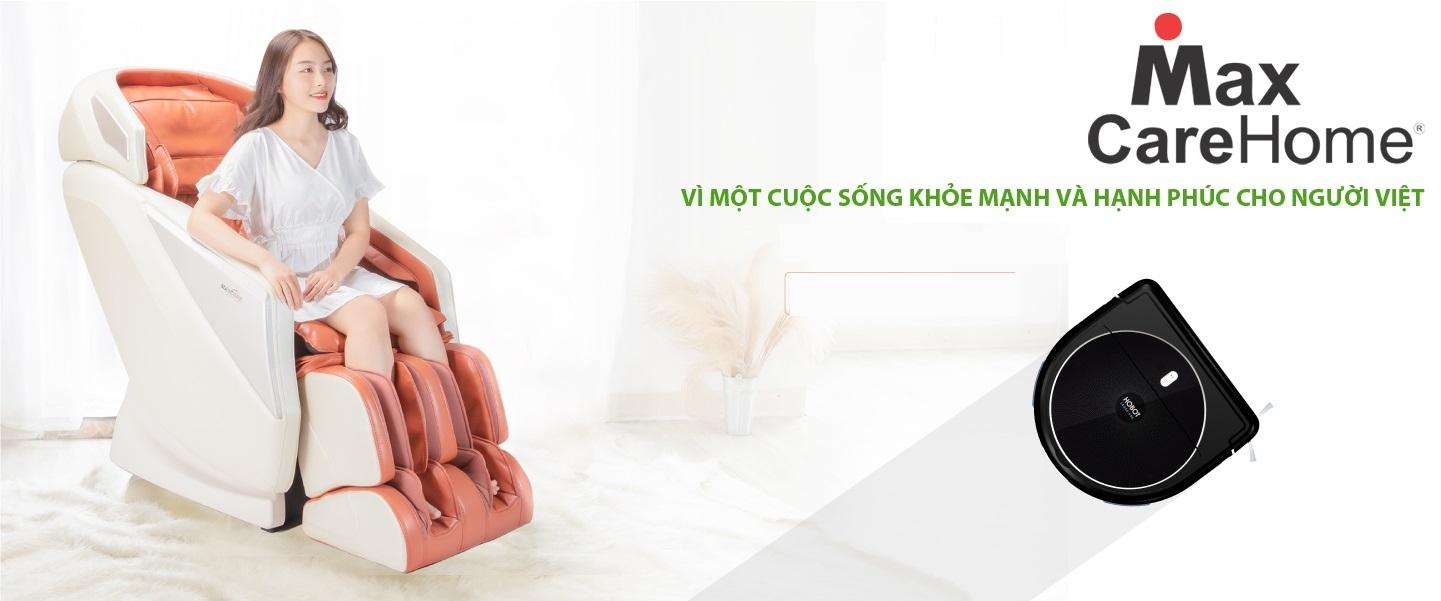 Ghế Massage Quận Phú Nhuận - Maxcare Home (@ghemassagephunhuanhcm) Cover Image