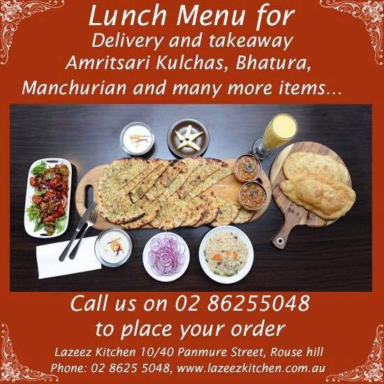 Lazeez kitchen Indian Restaurant (@lazeezkitchen) Cover Image