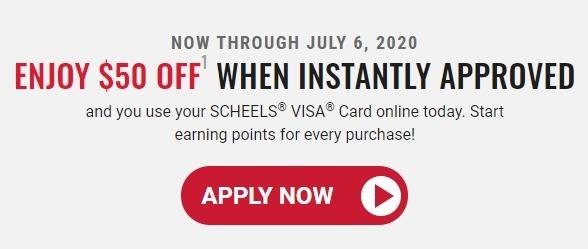 Scheels creditcard (@scheelscreditcard) Cover Image