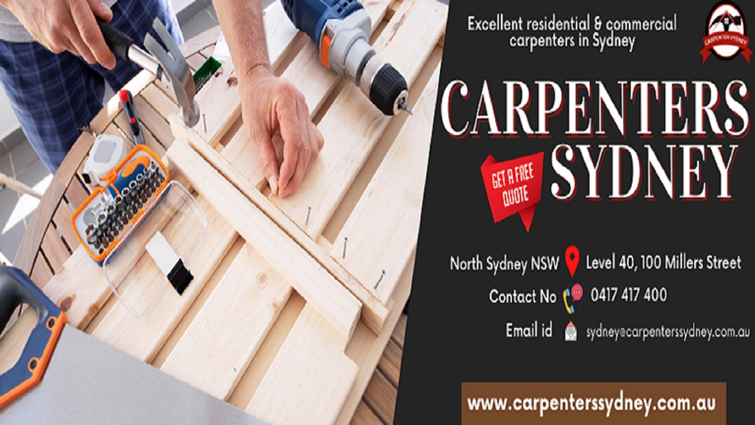 Carpenters Sydney (@carpenterssydney) Cover Image